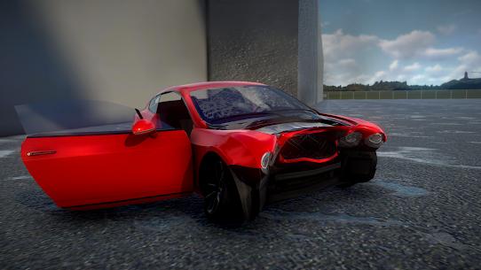 WDAMAGE: Car Crash Engine (MOD APK, Cars/Tracks Unlocked/AD-Free) v142 3