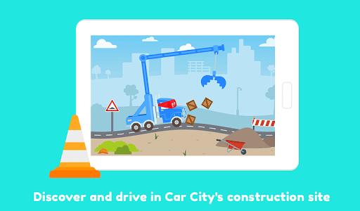 Carl the Super Truck Roadworks: Dig, Drill & Build 1.7.13 screenshots 9