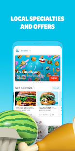 Wolt: Food delivery 4.8.1 Screenshots 3