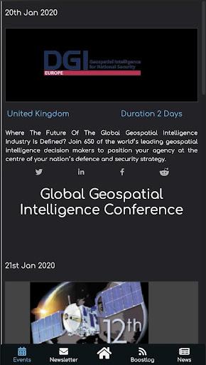 BoostUp Group - Space Tech, Newspace, News, Events  screenshots 4