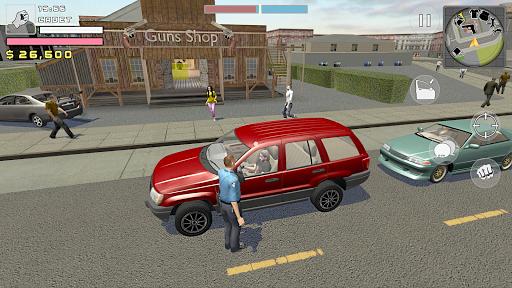 Police Cop Simulator. Gang War  Screenshots 2