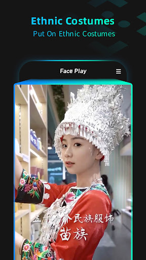 FacePlay - Face Swap Video android2mod screenshots 1