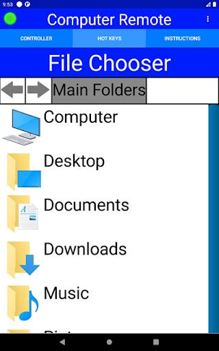 Foto do Computer Remote (WIFI)