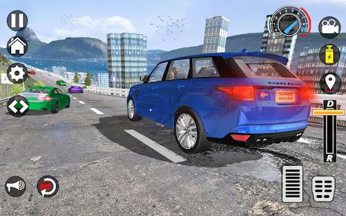 Rover Sport Super Car: Speed Drifter  Screenshots 4