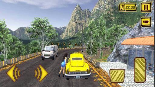 Highway Taxi Simulator 2020  screenshots 1
