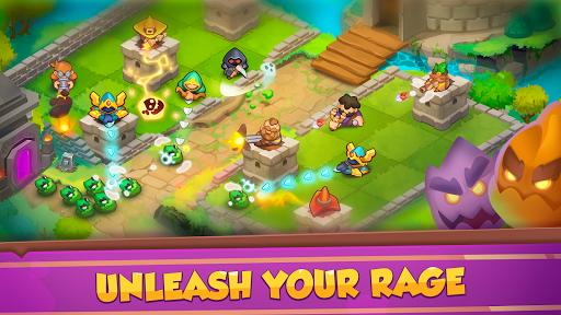 Rush Royale - Random PVP Tower Defense 2.0.4239 screenshots 5