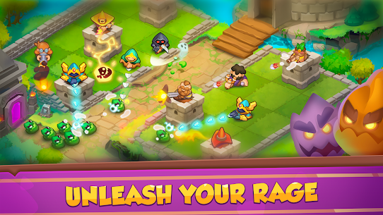 Rush Royale – Tower Defense Mod Apk (No Ads) 5