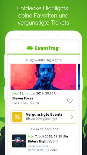 eventfrog screenshot 2