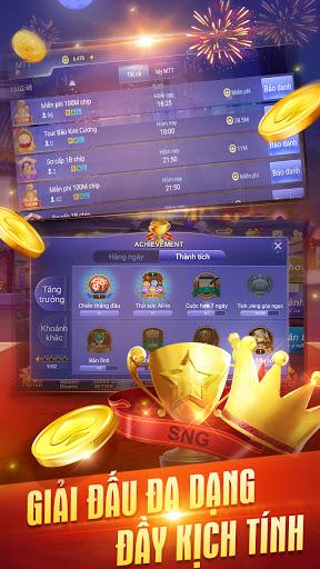 Texas Poker Viu1ec7t Nam apkslow screenshots 15