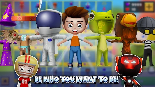 My Town World: 3D Mini Games for Kids 5