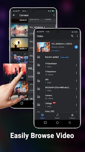 HD Video Player apktram screenshots 2