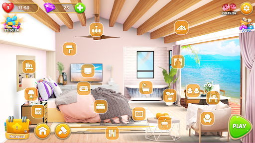 Cooking Sweet : Home Design, Restaurant Chef Games 1.1.27 screenshots 3