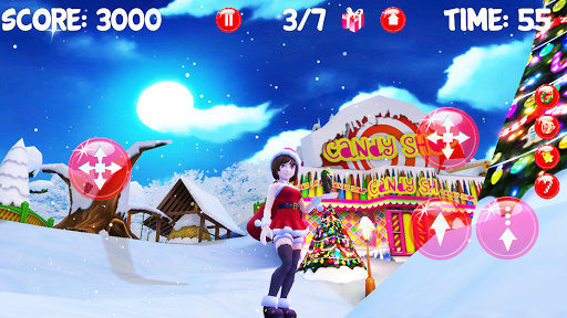Super Gift Girl Adventure Game screenshots 1