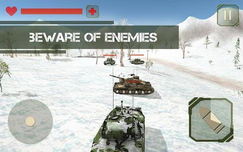 Armored Tank Battle Strike 3D Game Hack & Cheats 5