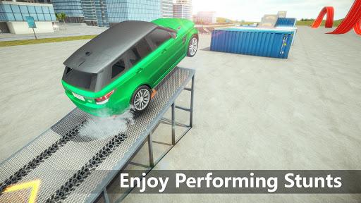 Crazy Car Driving & City Stunts: Rover Sport 1.12 Screenshots 10