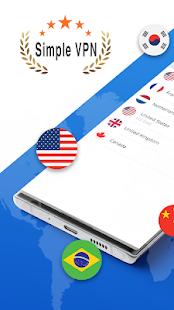 VPN Free & VPN Unlimited - Unblock Website, Proxy