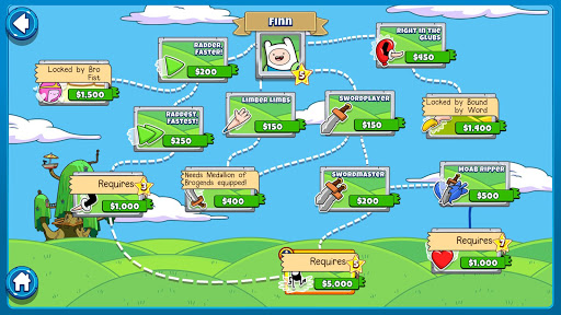 Bloons Adventure Time TD  screenshots 6