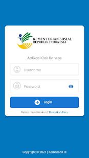 Image For Aplikasi Cek Bansos Versi 1.0.3 4
