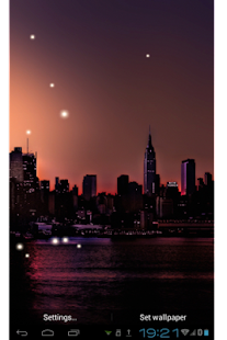 Amazing City : New York Beauty Live wallpaper free Screenshot