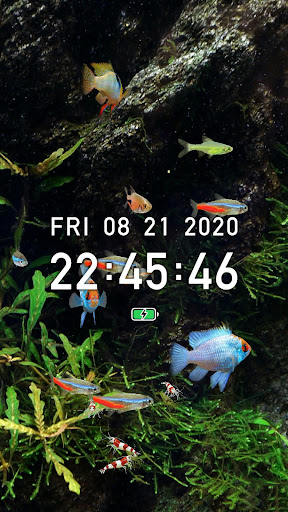 Tropical Fish Tank - Mini Aqua 2.6 screenshots 2