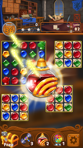 Jewels Magic Kingdom: Match-3 puzzle 1.8.20 screenshots 12