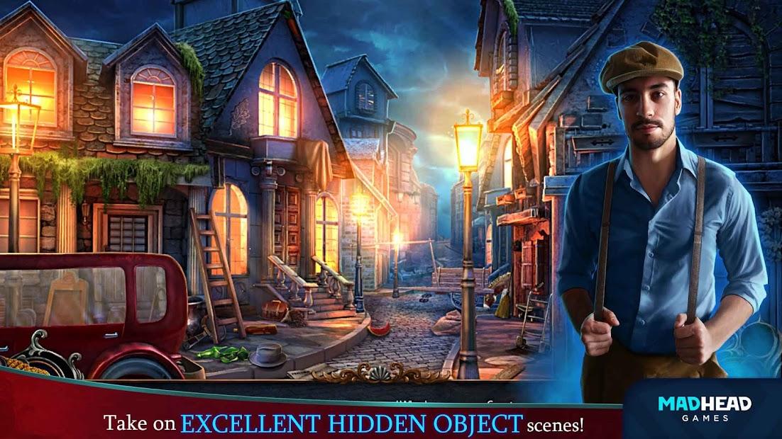 Rite of Passage: Bloodlines (Hidden Object) screenshot 2