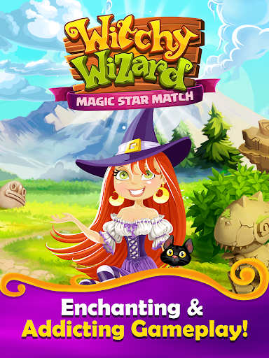 Witchy Wizard: New 2020 Match 3 Games Free No Wifi 2.1.7 screenshots 9