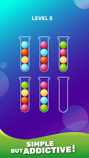 Ball Sort Puzzle - Brain Game android2mod screenshots 4