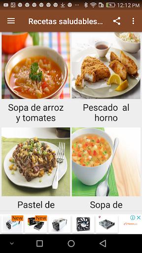 Foto do Recetas  🍲 Saludables Gratis