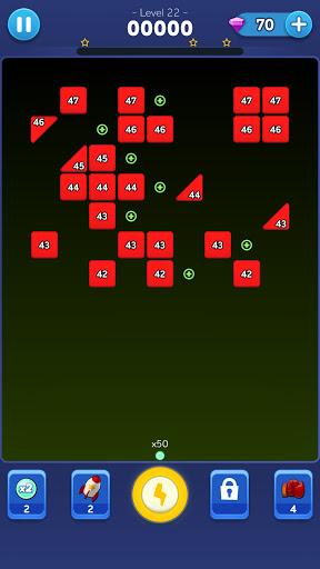Brick Breaker - Crush Block Puzzle 1.07 screenshots 5
