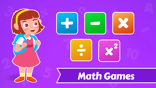 Math Games, Learn Plus, Minus, Multiply & Division  screenshots 1