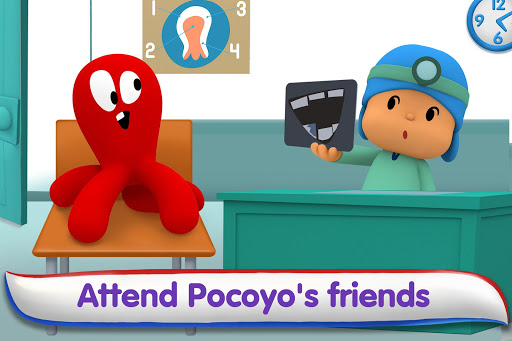 Pocoyo Dentist Care: Doctor Adventure Simulator 1.0.2 screenshots 2