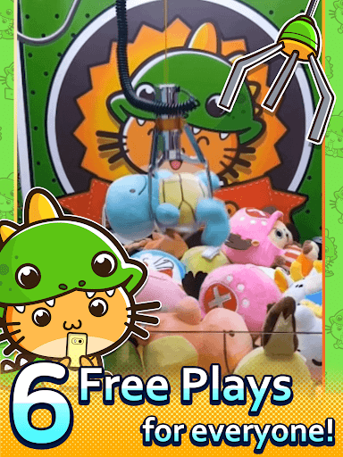 DinoMao - Real Claw Machine Game android2mod screenshots 10