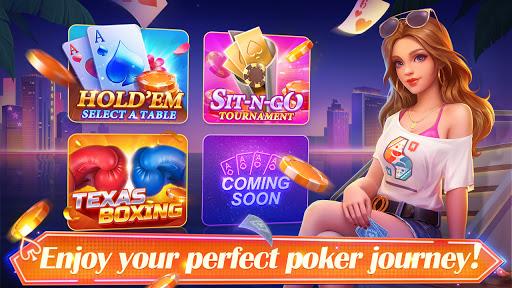Poker Journey-Texas Hold'em Free Game Online Card  screenshots 1