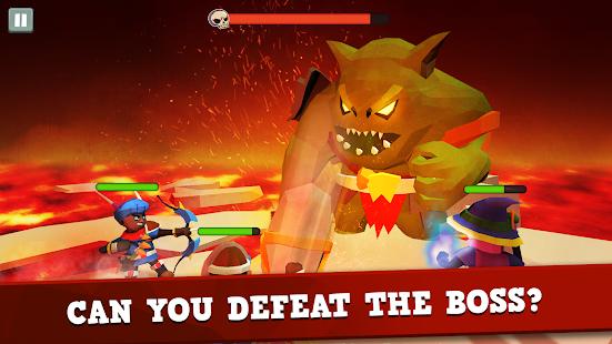 Castle Epic Defender: Fantasy Monster Grow World 0.52 screenshots 1