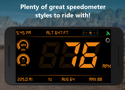 Speedometer & Odometer – TripMaster Car and Bike (PRO) 2.19 Apk 2