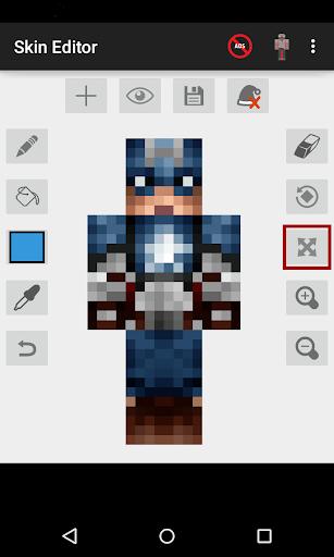 Skin Editor for Minecraft  Screenshots 9