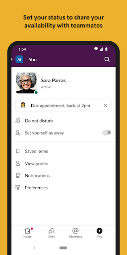 Slack 21.04.10.0 Screenshots 4
