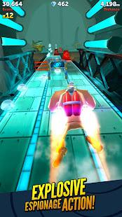 Agent Dash - Run Fast, Dodge Quick!