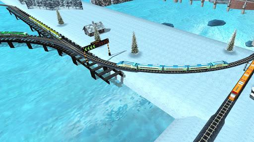 Subway Bullet Train Sim 2019  screenshots 3