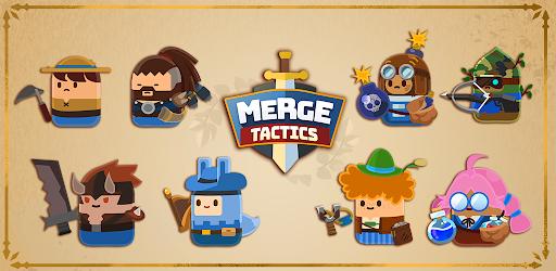 Merge Tactics: Kingdom Defense Versi 1.2.4