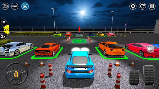 Télécharger parking et conduite 2020: nouveau jeu de voiture apk mod screenshots 3