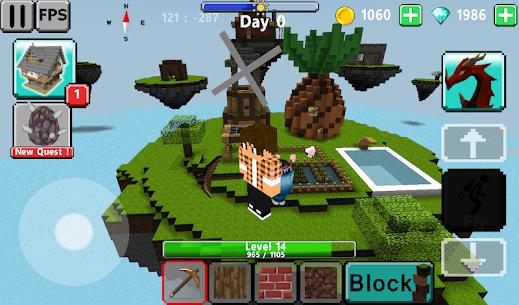 Sky & Block Race 3D : multiplayer 4