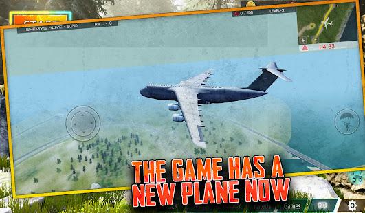 Free survival: fire battlegrounds battle royale screenshots apk mod 2