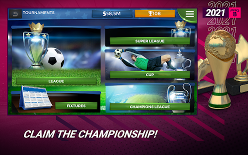 Pro 11 - Football Management Game 1.0.82 Screenshots 10
