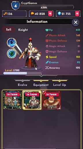 Fire Arena - RPG 3.017 screenshots 2