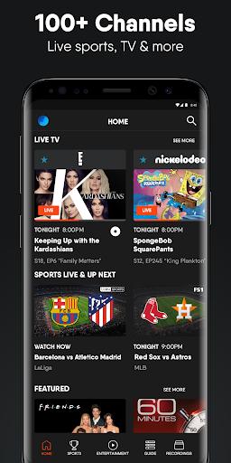 fuboTV: Watch Live Sports, TV Shows, Movies & News 4.43.0 screenshots 1