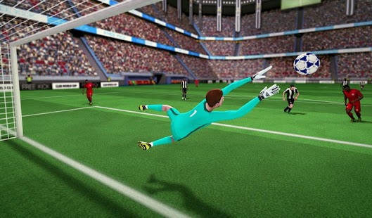 Free Kick Club World Cup 17 Screenshot