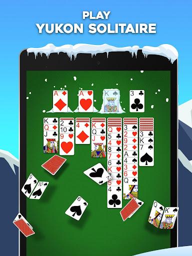 Yukon Russian u2013 Classic Solitaire Challenge Game 1.3.0.291 screenshots 6
