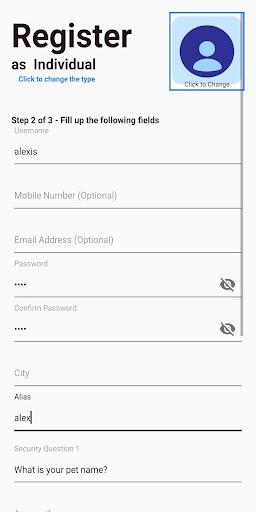 Traze - Contact Tracing 2.7 Screenshots 4